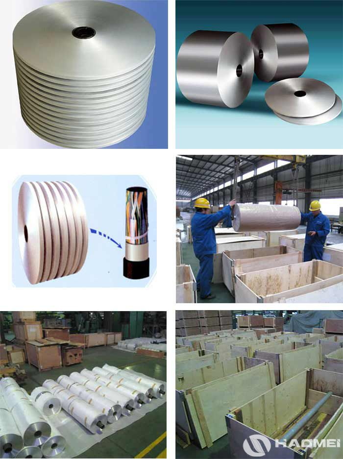 Cable wrapping materials