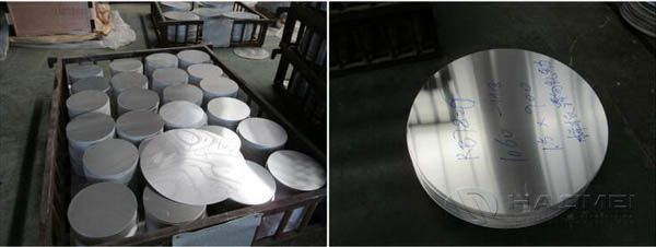 What Is Circle Aluminium For Cooking Industry