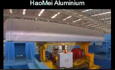 Hot Rolled process of Aluminum Plate