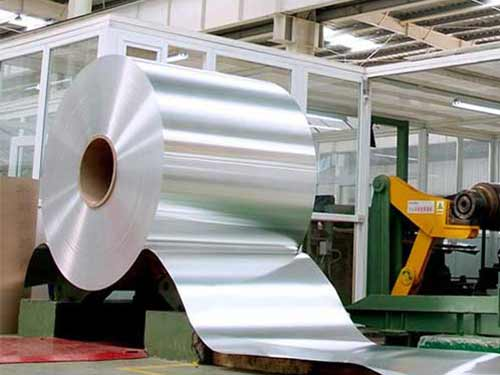 aluminium foil for packaging