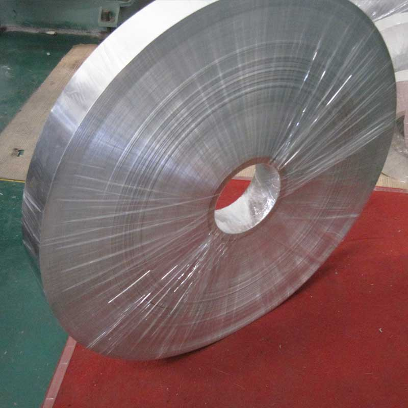 What is the application and concept of an aluminium strip?