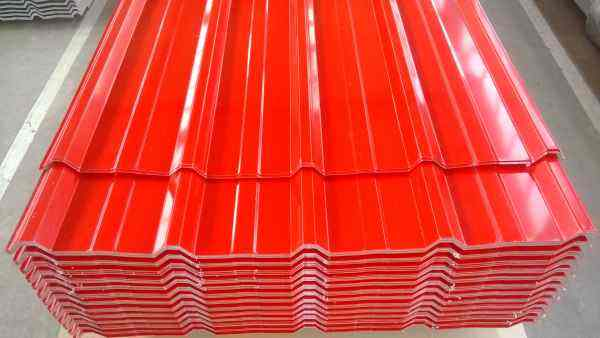 Aluminium Pre Painted Roofing Sheets